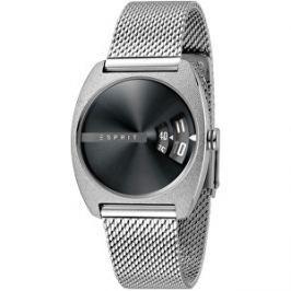 Esprit Disc Black Silver Mesh ES1L036M0065