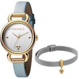 Esprit Play Silver L.Blue SET ES1L023L0025