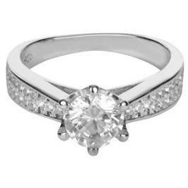 3d4e01293 Brilio Silver Strieborný zásnubný prsteň 426 158 00081 - 4,05 g 50 mm