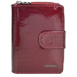 Carmelo Dámska peňaženka 2107 A Bordó