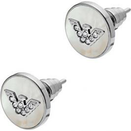 Emporio Armani Luxusné náušnice kôstky EGS2355040