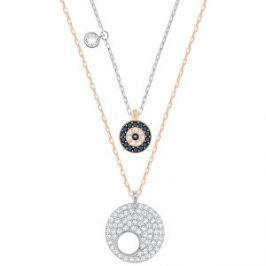 Swarovski Sada dvoch náhrdelníkov Crystal Wishes 5272243