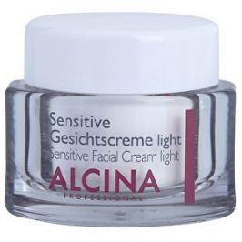 Alcina Jemný pleťový krém pre upokojenie a posilnenie citlivej pleti ( Sensitiv e Facial Cream Light ) 50 ml