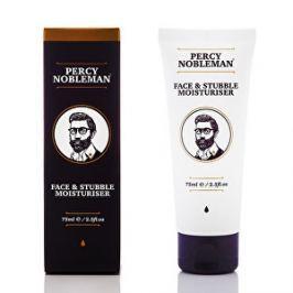 Percy Nobleman Hydratačný krém na tvár a fúzy (Face & Stubble Moisturizer) 75 ml