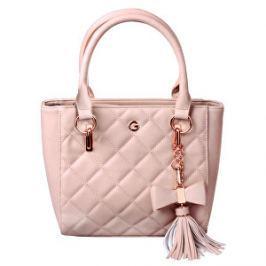 Detail zboží · Guess Dámska kabelka Amanda Quilted Mini Tote Bag Blush 1807a89e913