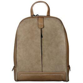David Jones Dámsky batoh Khaki CM3556A