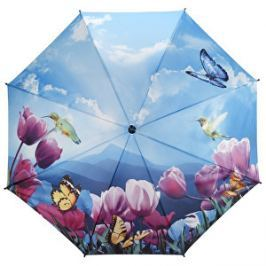 Blooming Brollies Dámsky dáždnik Tulipány sonata walking stick style ZĽAVA