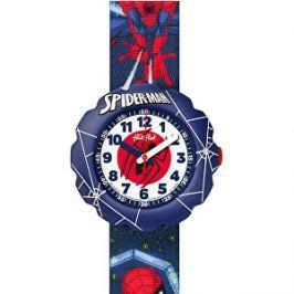 Swatch Flik Flak Spider-man In Action ZFLSP012