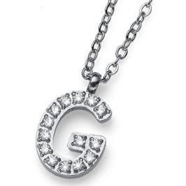 Oliver Weber Štýlový náhrdelník Initial G 11836