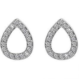 Hot Diamonds Strieborné náušnice slzičky Micro Bliss DE555