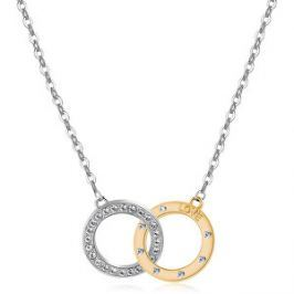 Brosway Romantický náhrdelník Romeo & Juliet BRJ27
