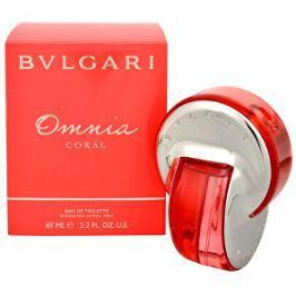 Bvlgari Bvlgari Omnia Coral - EDT - SLEVA - bez krabičky, chybí cca 3 ml 40 ml