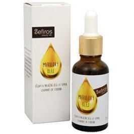 Sefiros 100% marulový olej 30 ml - ZĽAVA - roztrhli krabička a ¼ obsahu chýba