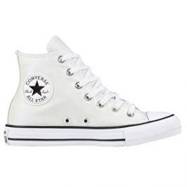 Converse Kotníkové tenisky Chuck Taylor All Star White/White/Black 36,5