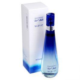 Davidoff Cool Water Wave Woman - EDT - SLEVA - bez celofánu, chybí cca 1 ml 100 ml