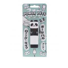 Čierno-biela power banka v tvare pandy Gift Republic