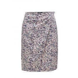 3e24ea1a159b Čierna koženková sukňa s ozdobnými plastickými detailmi ONLY Tough Rock. 10  €. Ružovo-krémová vzorovaná zavinovacia sukňa GANT