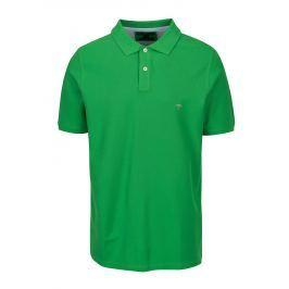 Zelená polokošeľa s krátkym rukávom Fynch-Hatton
