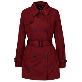 Sivý krátky kabát s opaskom Oasis Leah. 21 €. Tehlový dámsky trenčkot s  opaskom Geox 39112abb01d