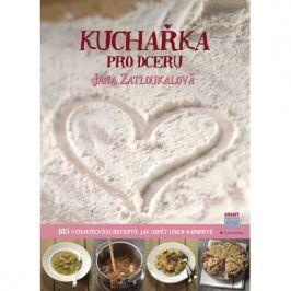 SmartPress Kuchařka pro dceru - Jana Florentýna Zatloukalová