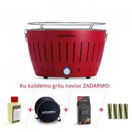 LotusGrill G-RO-34 - RED