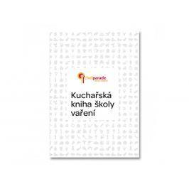 Kuchárska kniha školy varenia Chefparade