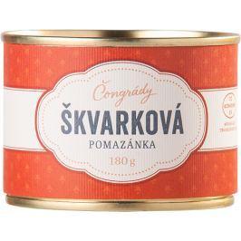 Škvarková pomazánka Čongrády 180 g