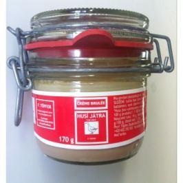 Créme Brulée Husí játra 65 % 170 g