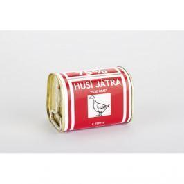 Husí játra Foie Gras husacie Parfé s koňakom 75 % 145 g