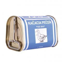Husí játra Foie Gras kačacie Parfé s koňakom 75 % 145 g