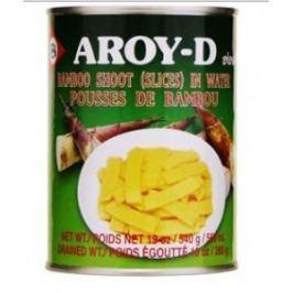 Nakládané bambusové plátky Aroy-D 540 g