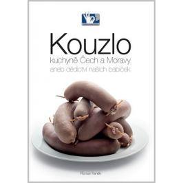 Euromedia Kuchárka Kouzlo kuchyně Čech a Moravy Roman Vaněk