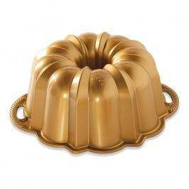 Nordic Ware Forma na bábovku Anniversary zlatá, veľká