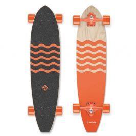 Street Surfing Cut Kicktail Blown Out 36