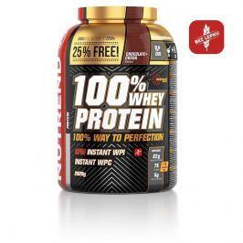 Nutrend 100% WHEY Protein 2820g čokoláda-kakao