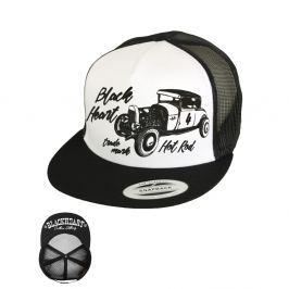 BLACKHEART Coupe 32 Trucker biela