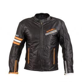 W-TEC Brenerro Black-Orange-White - S
