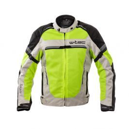 W-TEC Saigair Fluo Yellow-Gray - M
