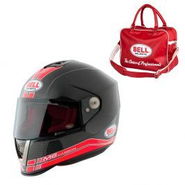 Bell M6 Carbon Race Red L (59-60)