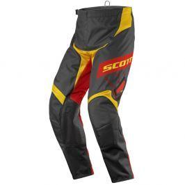 SCOTT 350 Dirt black-yellow - M (32)