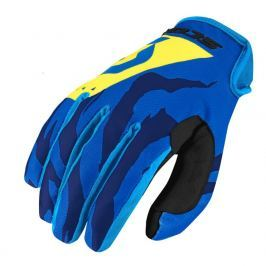 SCOTT 350 Race blue-yellow - XL