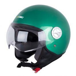 W-TEC FS-701G Retro Green zelená - XS (53-54)