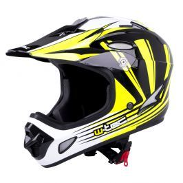 W-TEC FS-605 Yellow Graphic - S (55-56)
