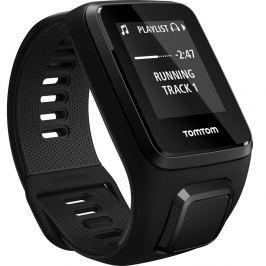 TomTom TomTom Spark 3 Cardio čierna - L (143-206 mm)