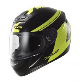LS2 Fluo Black-Hi-Vis Yellow XS (53-54)