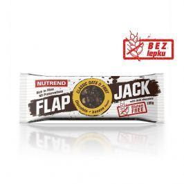 Nutrend FlapJack GLUTEN FREE 100g čokoláda+banán s horkou čokoládou