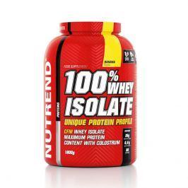 Nutrend 100% WHEY Isolate 1800g čokoláda