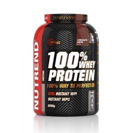 Nutrend 100% WHEY Protein 2250g čučoriedka