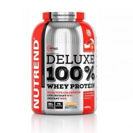 Nutrend Deluxe 100% WHEY 2250g citronový cheesecake