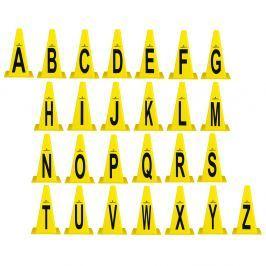 inSPORTline Alphabet 23 cm